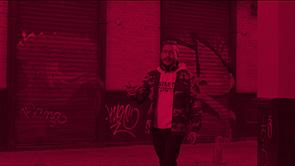 Artista de rap en la Polakoteka-MIGUELITO MOLOTOV