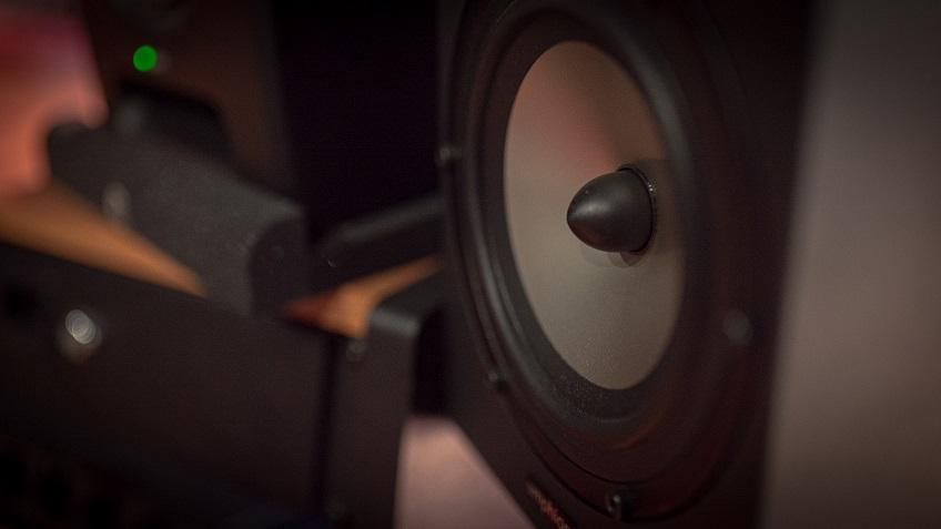 Estudio-Altavoces-Rap-Lofi-Trap-Pop-Rock-Bases de uso libre
