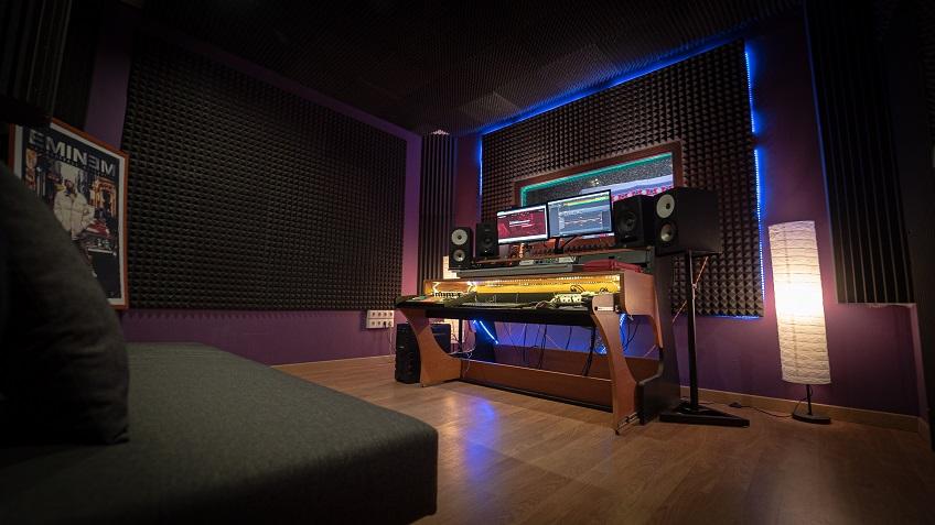 Estudio de grabación (Polakoteka)