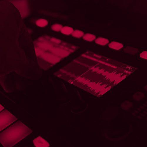 Producción de beats.