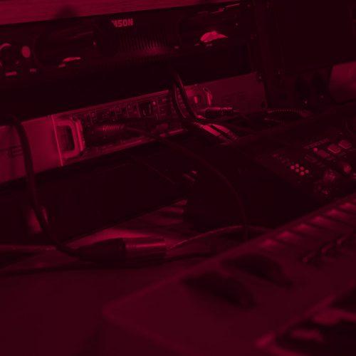 Estudio de producción y grabación