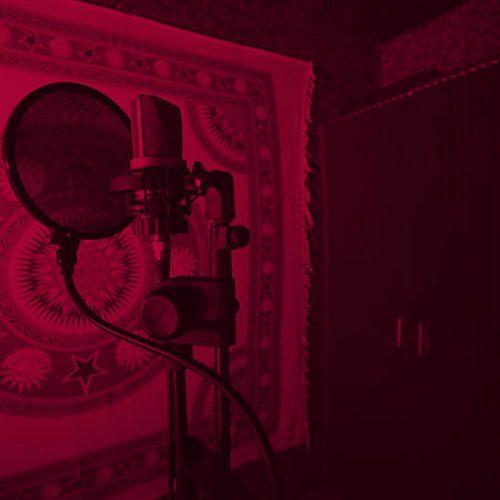 Cabina de grabación
